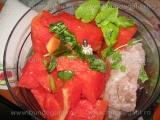 Bautura racoritoare cu pepene verde «2/3»