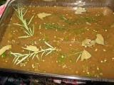 Pulpe de pui cu sos jamaican «2/3»