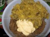 Salata picanta de vinete cu ciuperci «2/3»