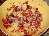 Salata de varza alba si rosie,cu merisoare «3/3»