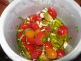 Salata de rosii cu busuioc «2/3»